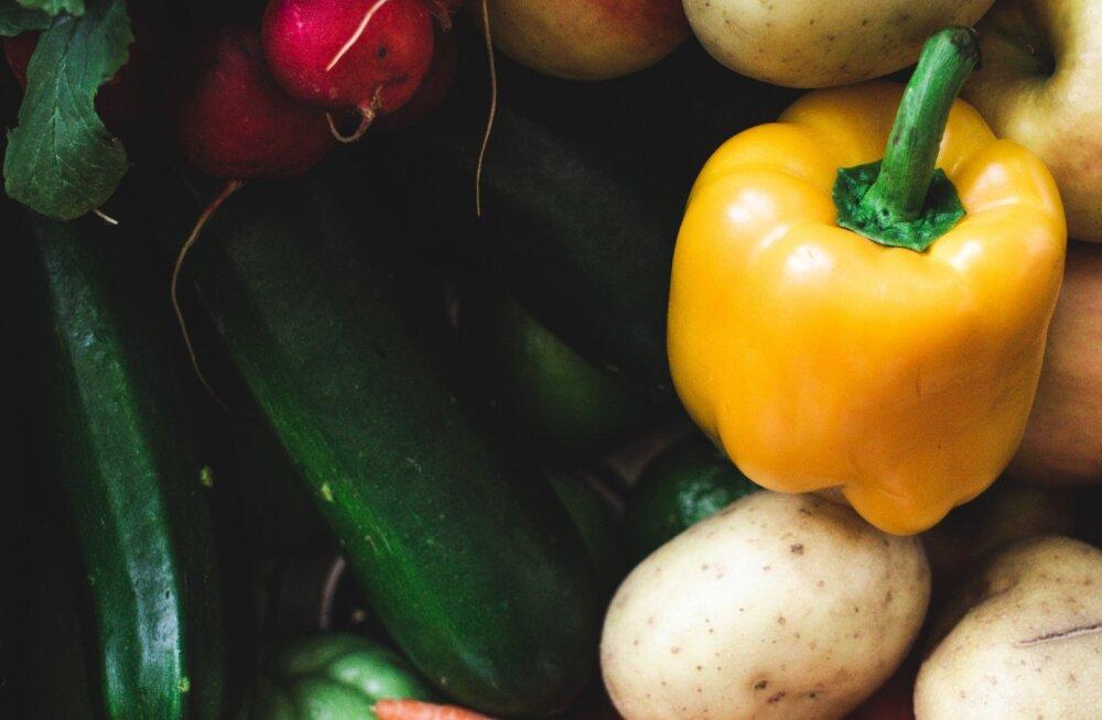 Tahad kaalu kaotada ja oma südame tervist parandada? On mitu head põhjust, miks rohkem taimset toitu süüa