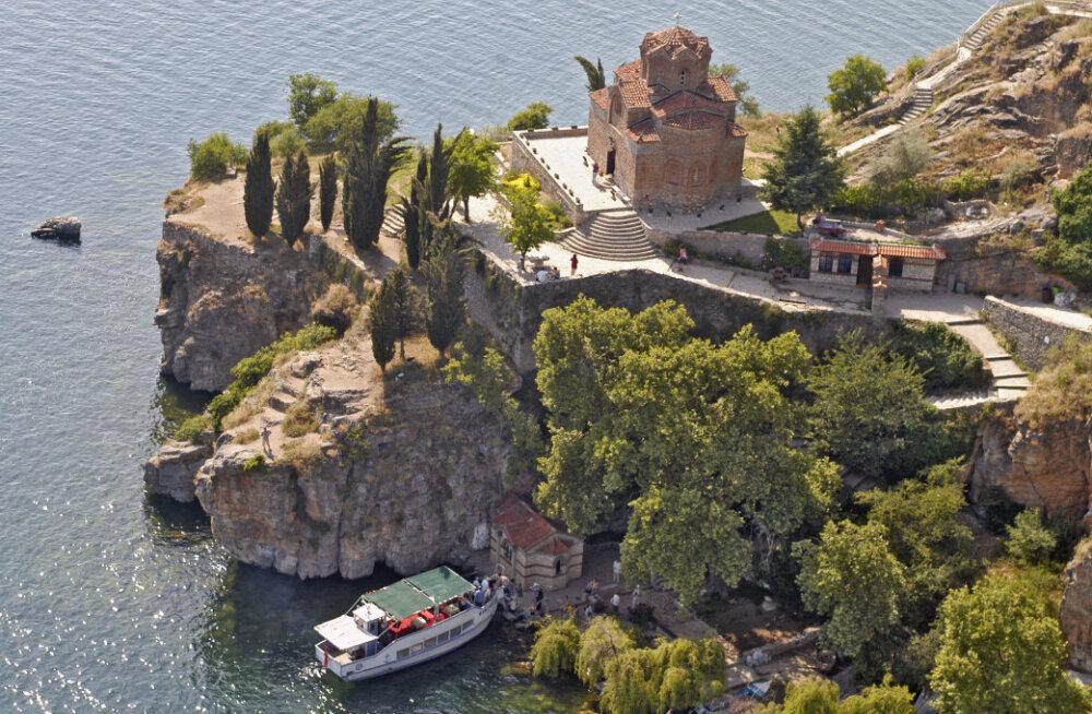 Nautige oma järgmist puhkust Põhja-Makedoonias! Ohrid – tunnetage looduse ja ajaloo hõngu