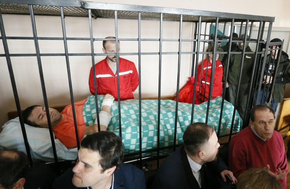Pärast korruptsioonisüüdistuse esitamist jäi Ukraina maksuameti endine juht Roman Nasirov kohe väga põduraks ja haigeks.