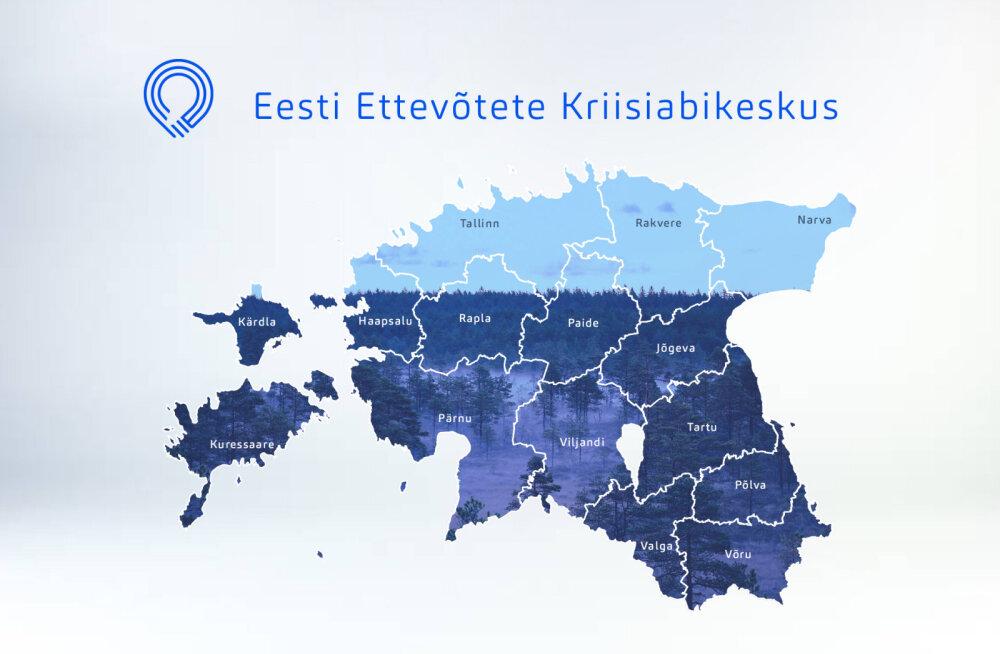 Eesti ettevõtetele loodi kriisiabikeskus