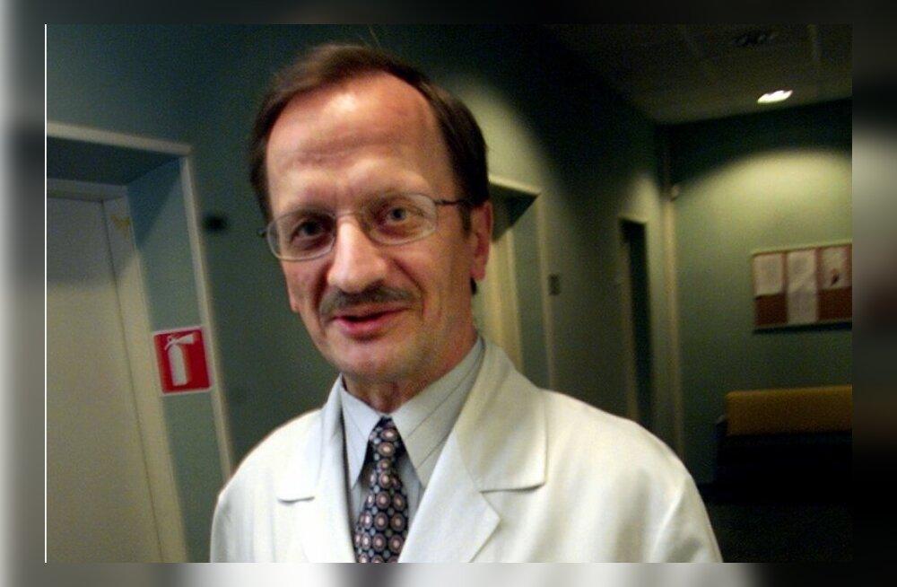 Arstide liidu president: seda probleemi, et Soome arste enam ei mahuks, ei ole