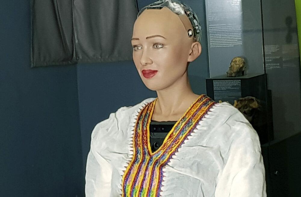 Inimesed vihuvad vastiku iseloomuga robotülemuse alluvuses agaramalt tööd teha