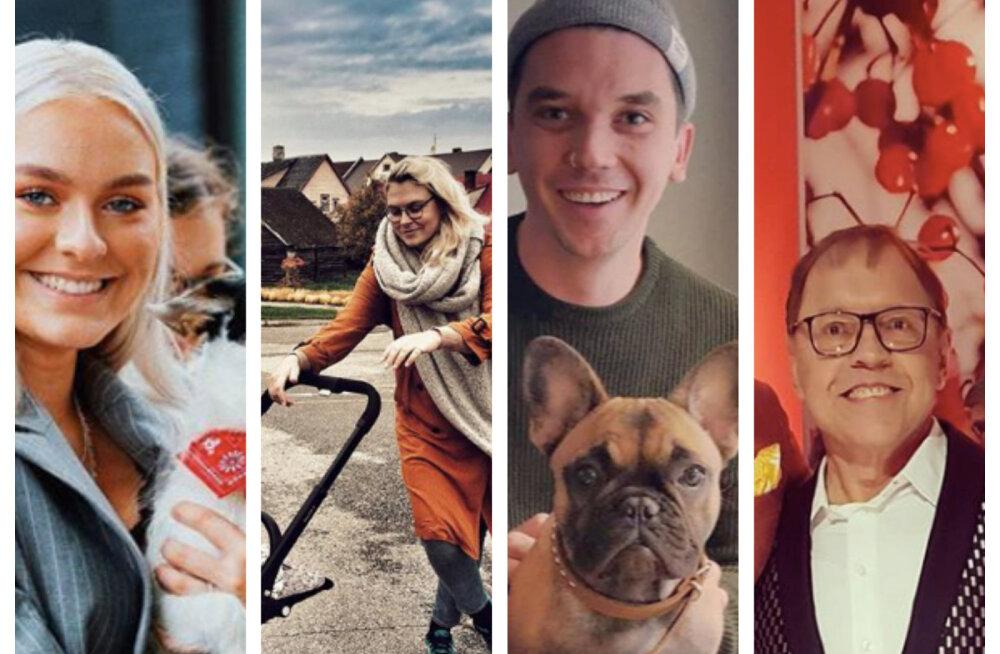 NÄDALA INSTA | Lemmikloomad ja nunnud titad: vaata, millega tegelesid Eesti kuulsused sel nädalal