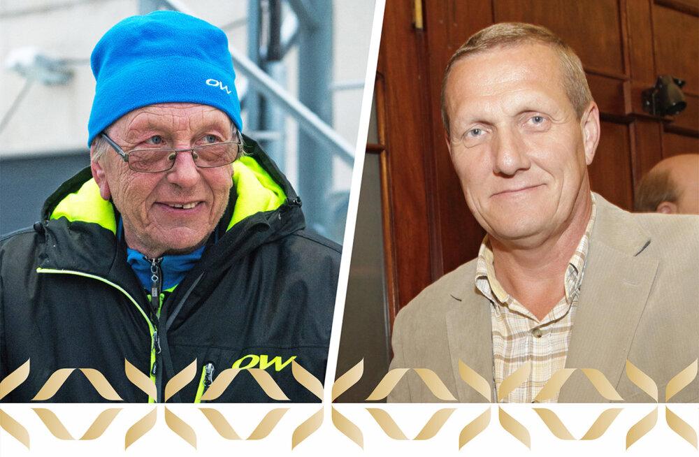 Riiklikud spordipreemiad pälvisid Stukolkin ja Pääsuke, Tänak ja Järveoja said aastapreemia