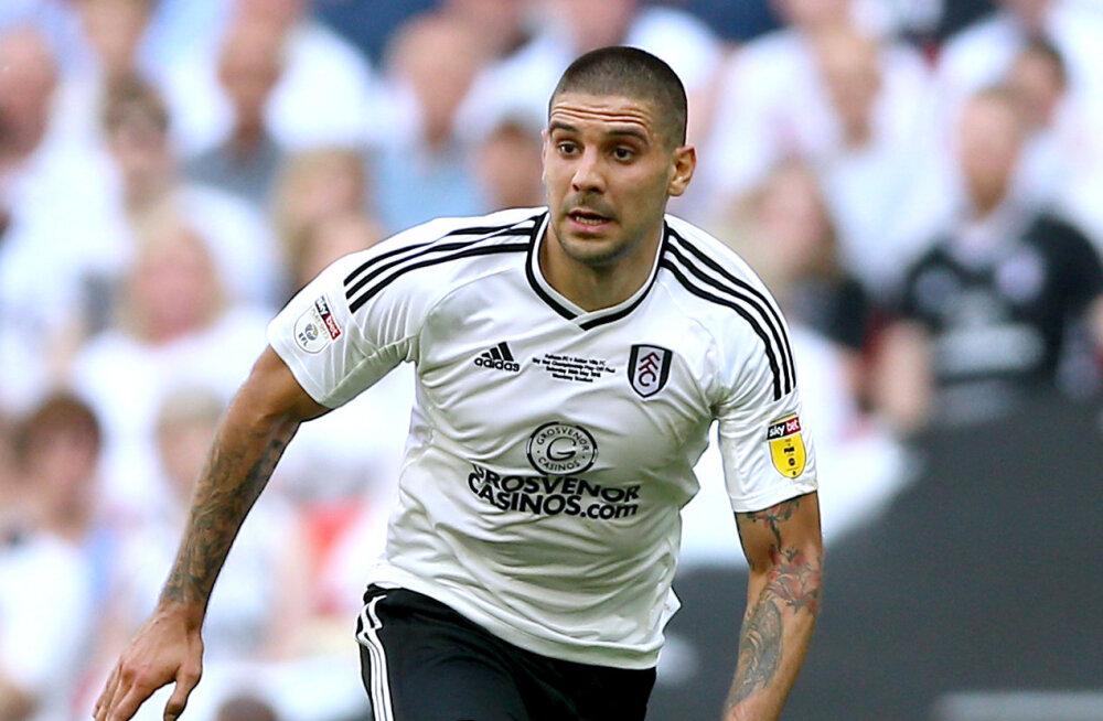 Fulham täiendas ridu Serbia koondise ründajaga