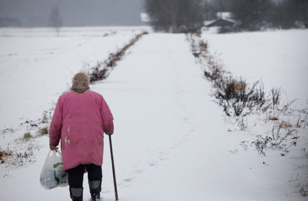 В первой пенсионной ступени назревают большие проблемы: 100 000 эстоноземельцев могут провести старость в глубокой нищете