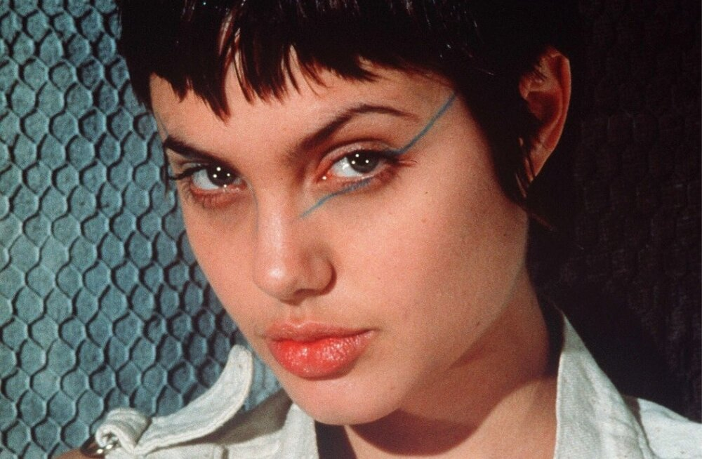 Hackers 1995, Angelina Jolie