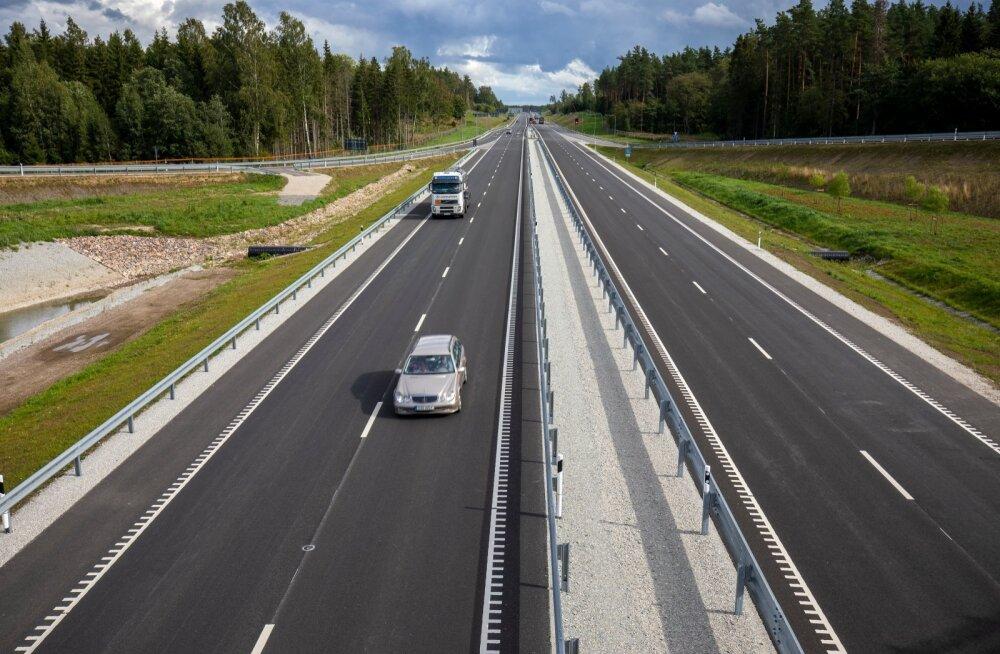 Eesti maanteesõlmed