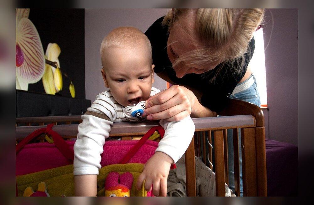 Kes julgeb tunnistada, et kahetseb lapse saamist?