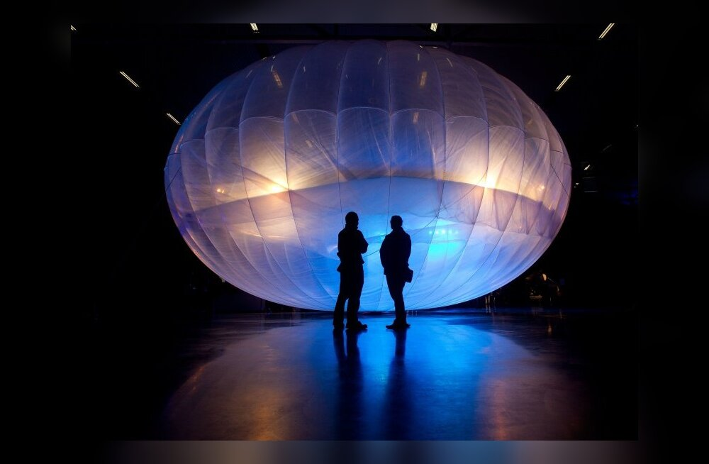 Project Loon – vaata õhupalle, mille abil Google toob 3G kiirusega interneti kõikjale maailmas!