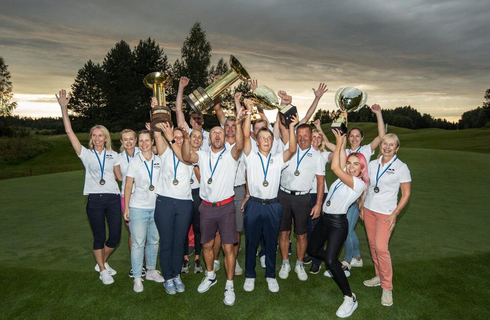Niitvälja Golfiklubi krooniti Eesti parimaks