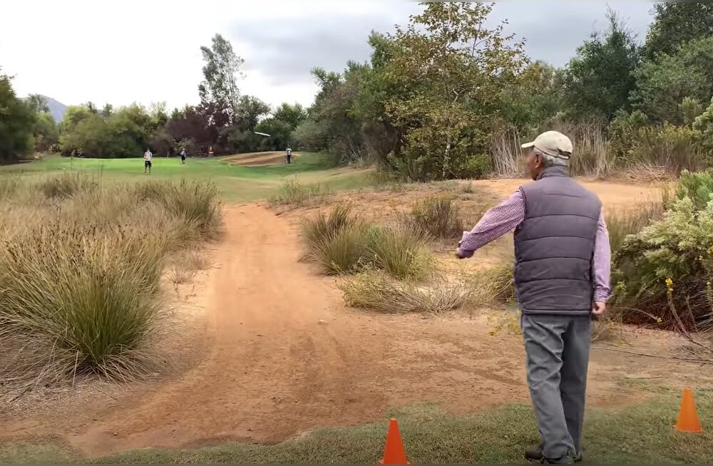 VIDEO | 100-aastane harrastaja püstitas <em>disc golfis</em> maailmarekordi