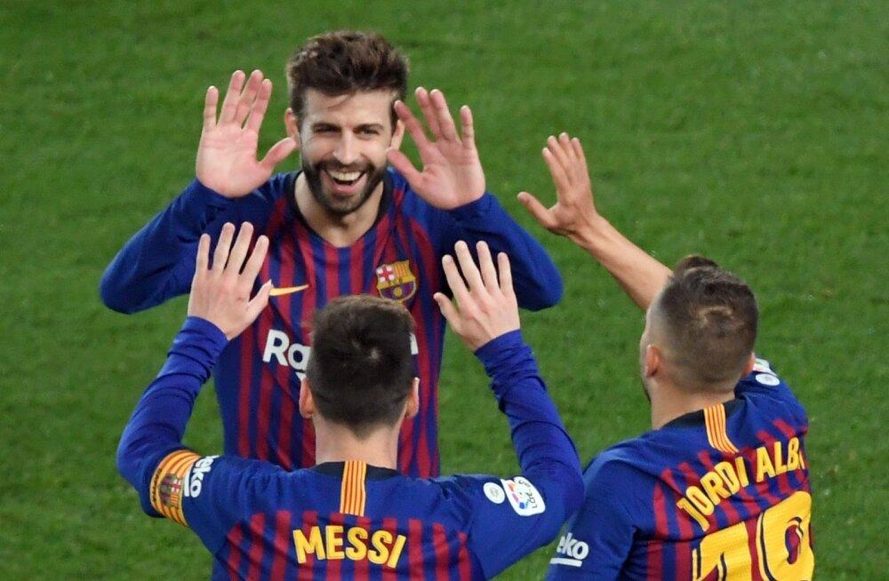 FC Barcelona on taaskord Hispaania meister.