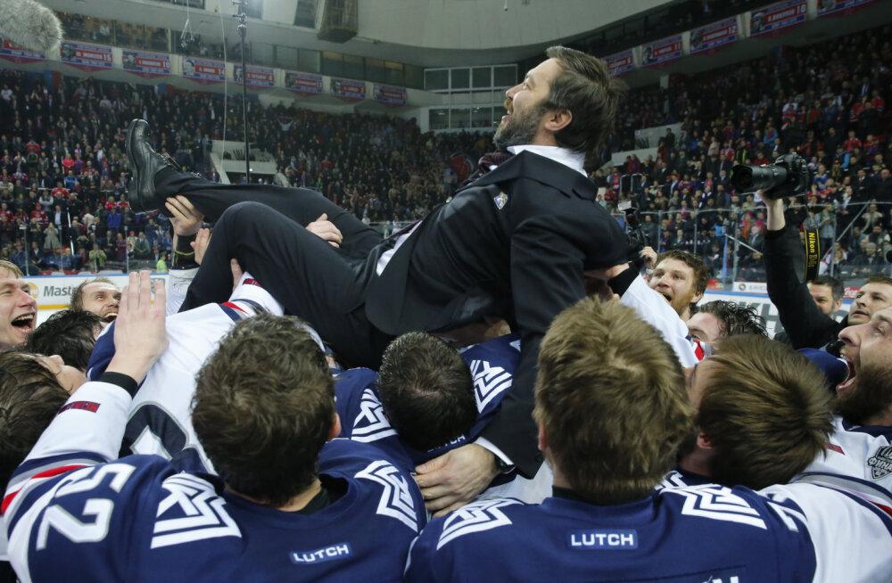 Tallinnas mängiva KHL-i meistri peatreener: olen Eestis korduvalt käinud, teie talv on imeline!