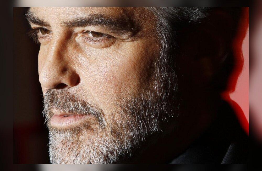 George Clooney tahtis enesetappu sooritada