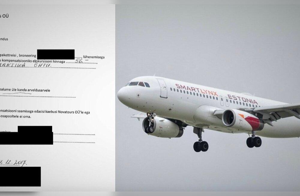 """Как денежная компенсация за задержку рейса в размере 600 евро превратилась в """"романтический вечер"""" за 56 евро"""