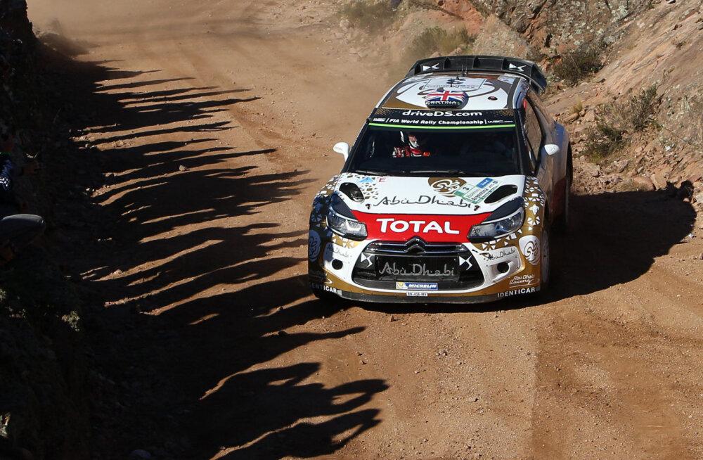 Ajaloo edukaim rallitiim võtab WRC sarjast vaheaasta