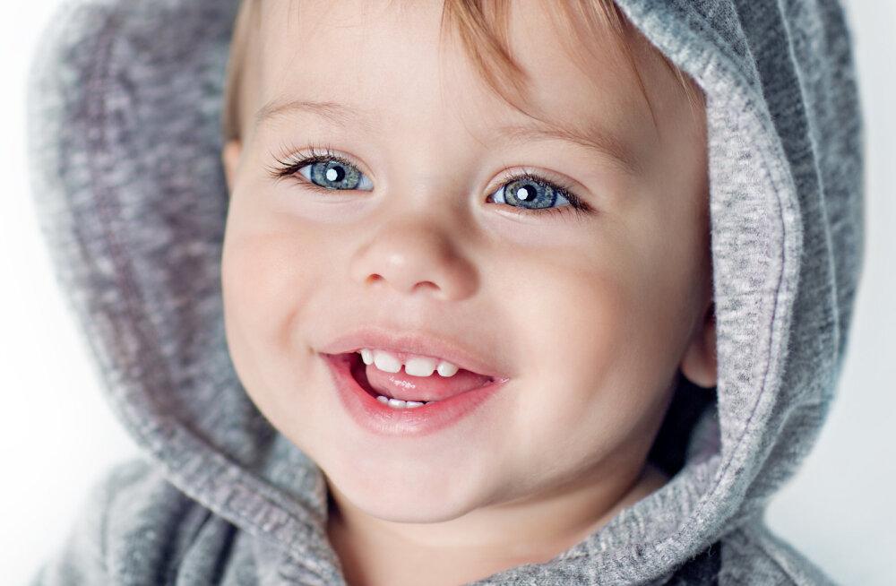Ortodont soovitab: laps tuleks lutist võõrutada enne kaheaastaseks saamist