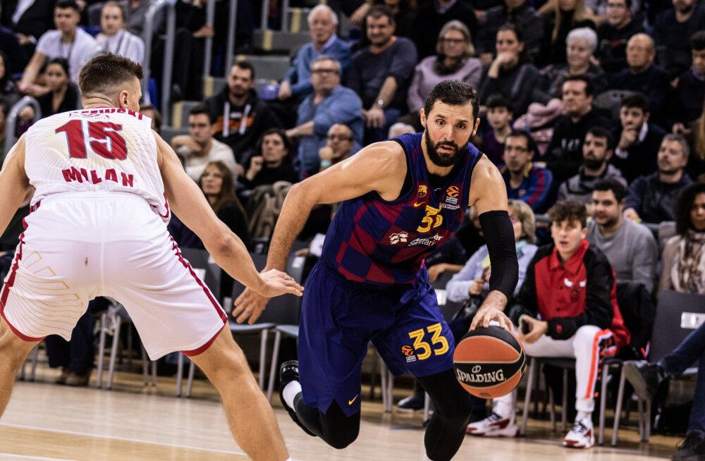 NBA-st Euroopasse naasnud staar: tegin sammu edasi