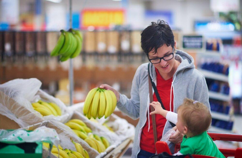 20 põhjust, miks sa ei tohiks mitte mingil juhul koos lapsega toidupoodi minna