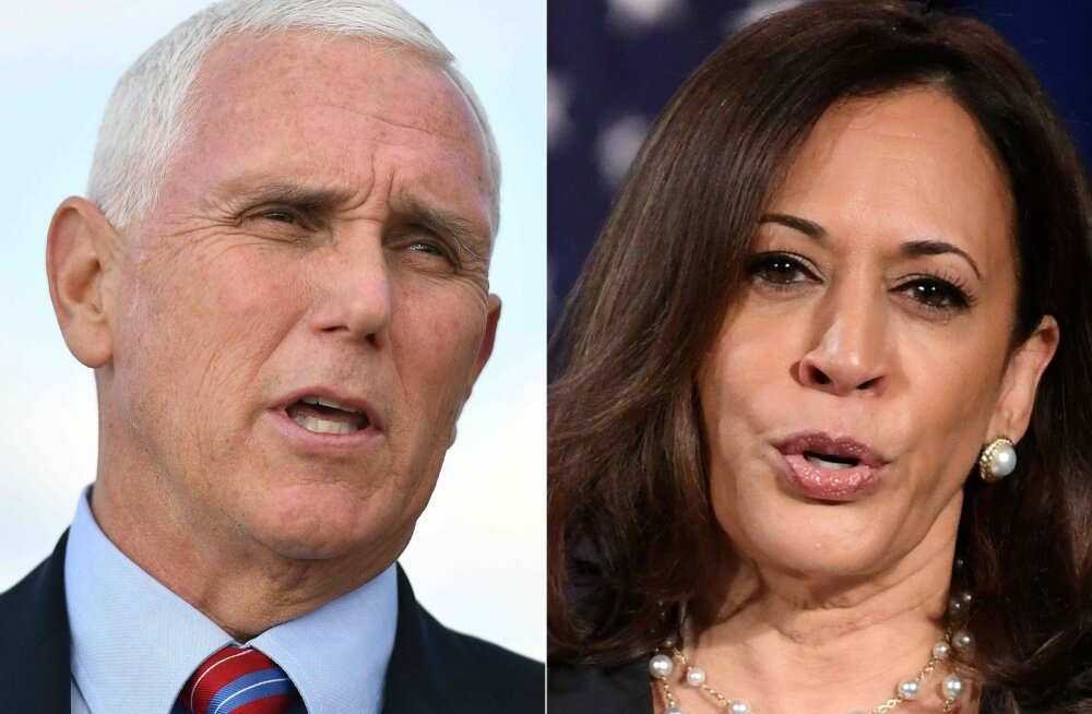 USA VALIMISED 2020   Viirus sekkub poliitikasse. Milline president saaks Harrisest või Pence´ist?