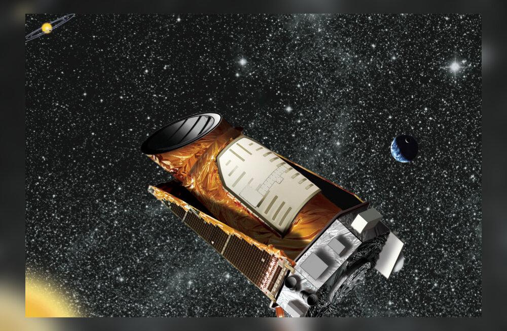 715 planeeti korraga juurde. Kes ütles, et Kepleri võib maha kanda?
