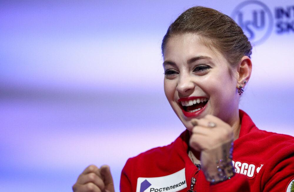 Что происходит? Чемпионка Европы Косторная ушла от Тутберидзе к Плющенко
