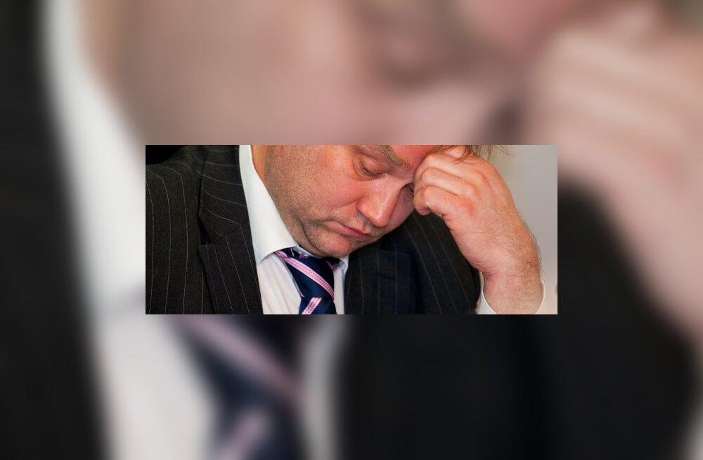 Minister Ivari Padar kardab keerulisi otsuseid