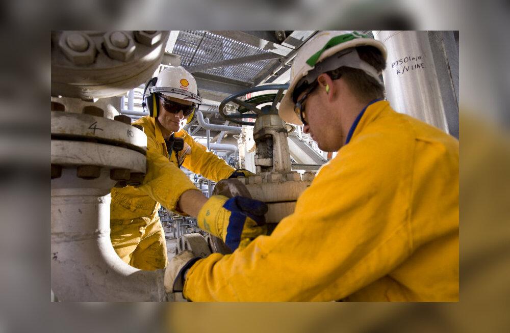 Naftafirmade võlakoorem on kahe aastaga kahekordistunud