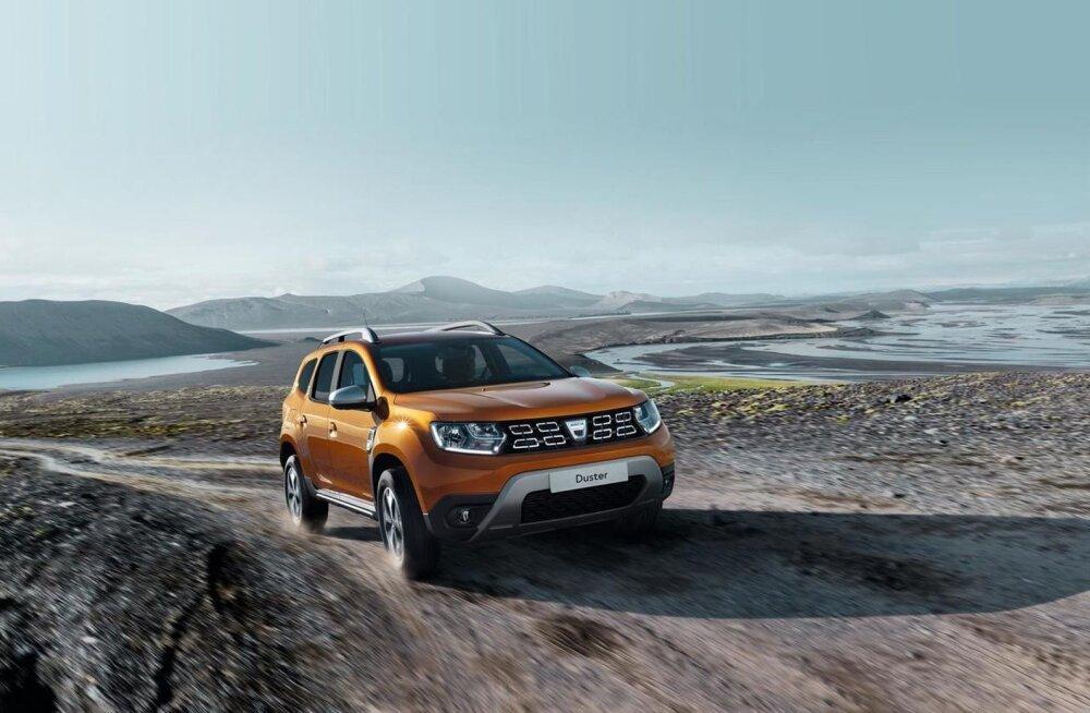 PROOVISÕIT | Uue Dacia Dusteri suhtes nina ei krimpsutaks