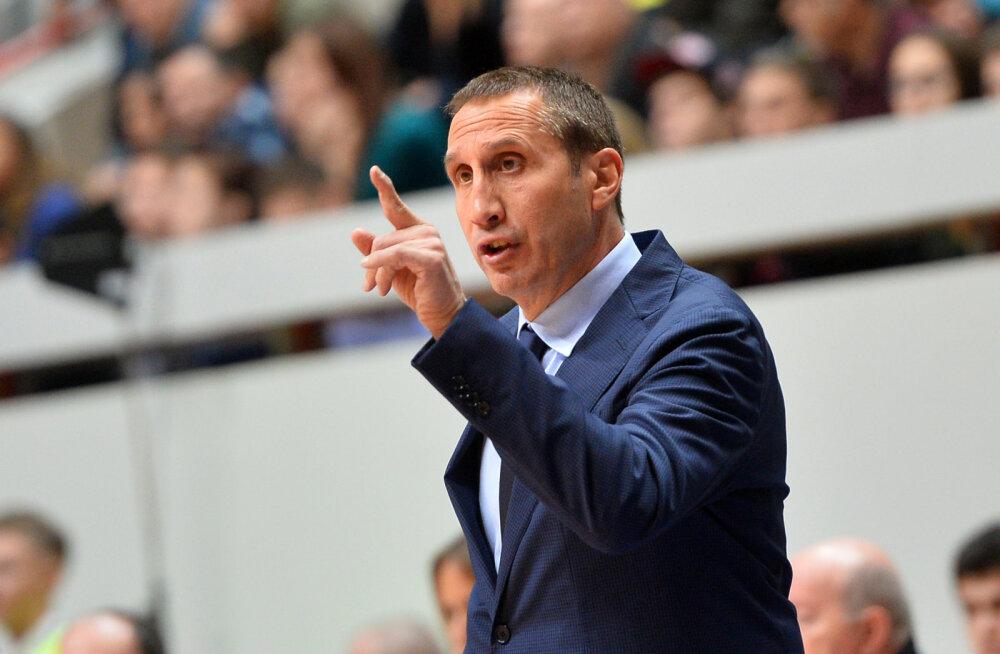 Olympiakos läheb David Blattiga Euroliiga tiitlit püüdma