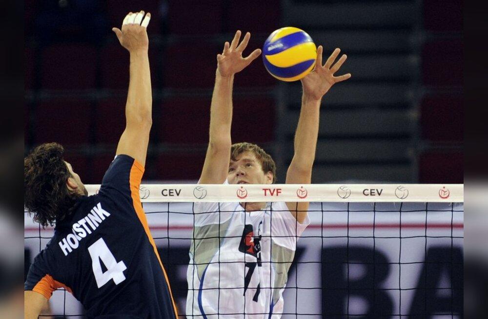 Oliver Venno kerkis Friedrichshafeni võidumängus meeskonna parimaks