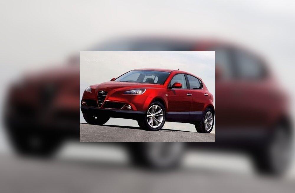В Alfa Romeo раскрыли новые подробности о кроссовере