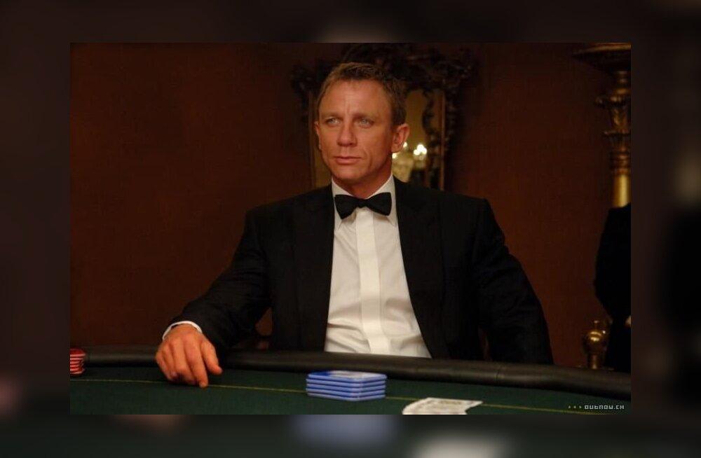 HÄÄLETUS: Keda tahaksid sina näha uue James Bondi rollis? Tee oma valik!