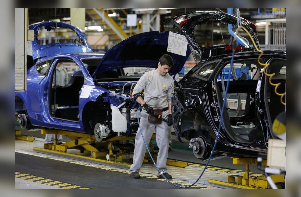 Euroopa autotööstus hävingu äärel - valgus paistab alles aastas 2018