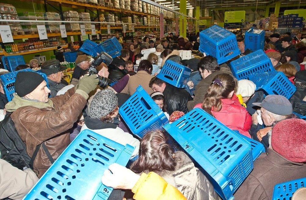 Toidupoes hinnatõusu korral maksepuhkust ei anta!