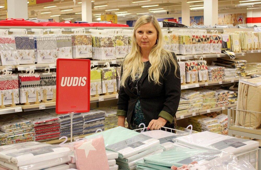 Selveri ostudirektor Katrin Riisalu.