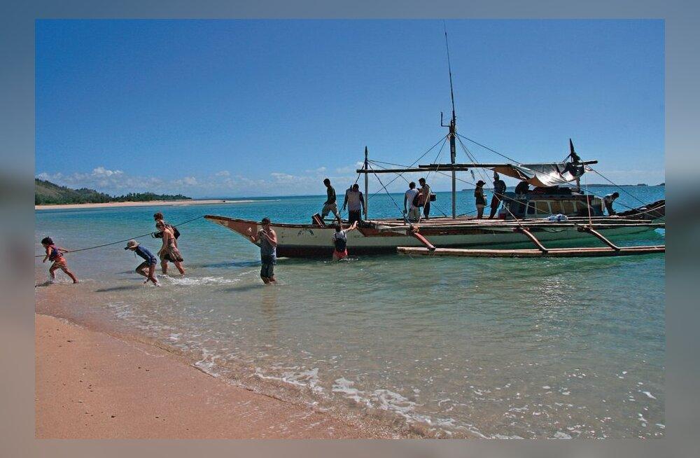 Filipiinid - kompott läänest Aasia eksootikas