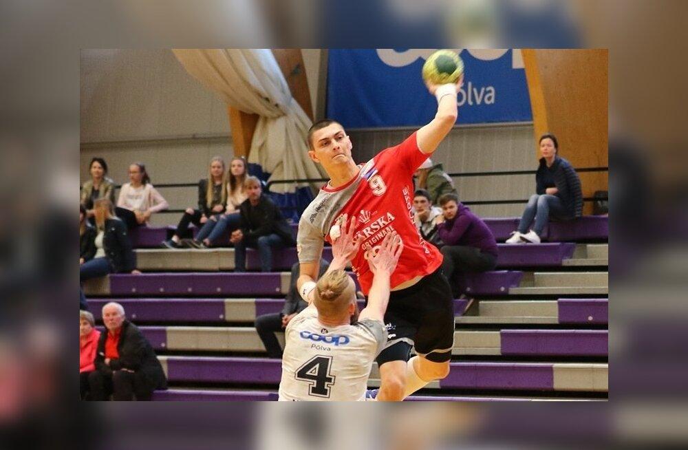 Martin Grištsuk (viskel) siirdub Põlva Servitist uueks hooajaks Tšehhimaa rekordmeistri Praha HC Dukla ridadesse.