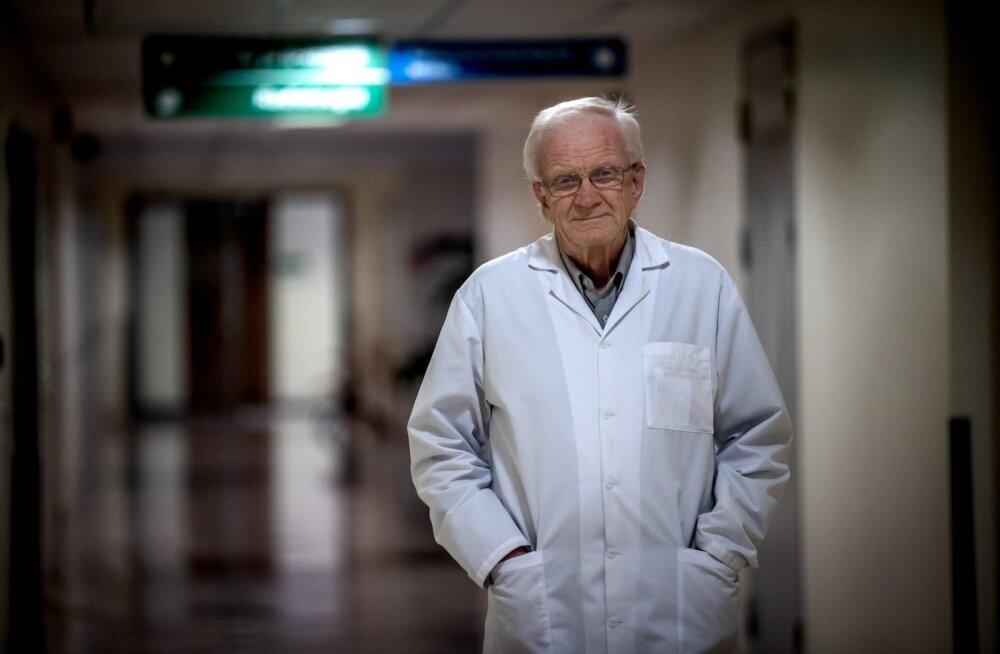 """Kardioloog Rein Vahisalu ütleb, et eestlaste südant tapab eelkõige psühhoemotsionaalne seis. """"Inimesed lihtsalt kärssavad läbi,"""" nendib ta."""