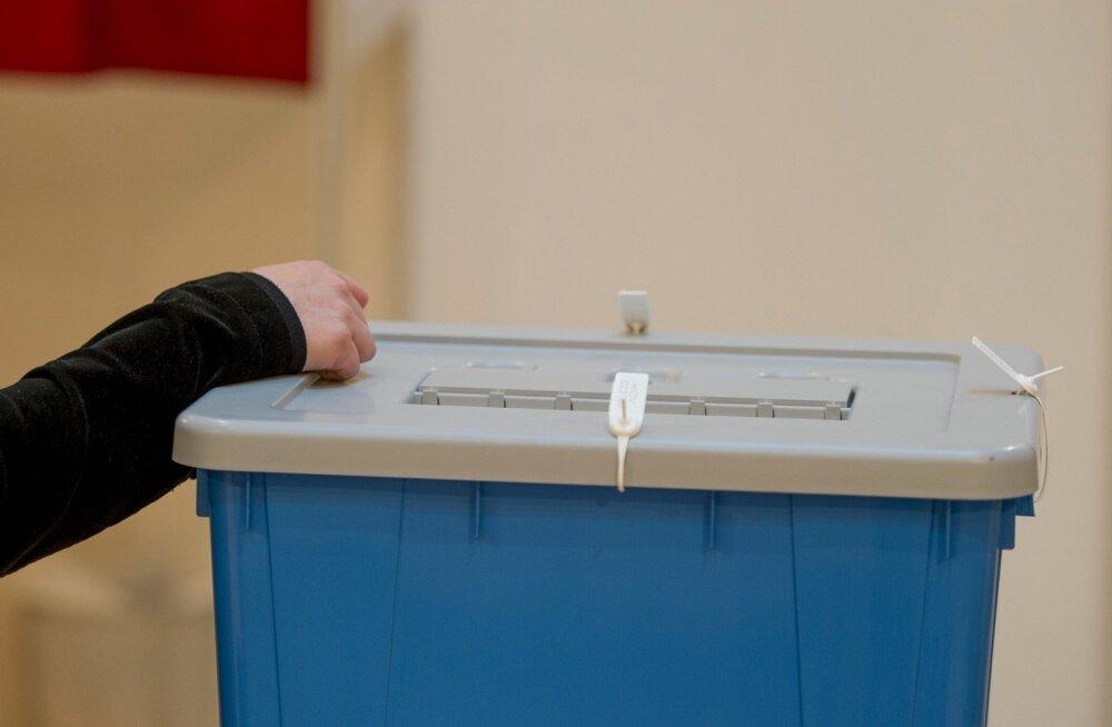 Stockpildid valimistest