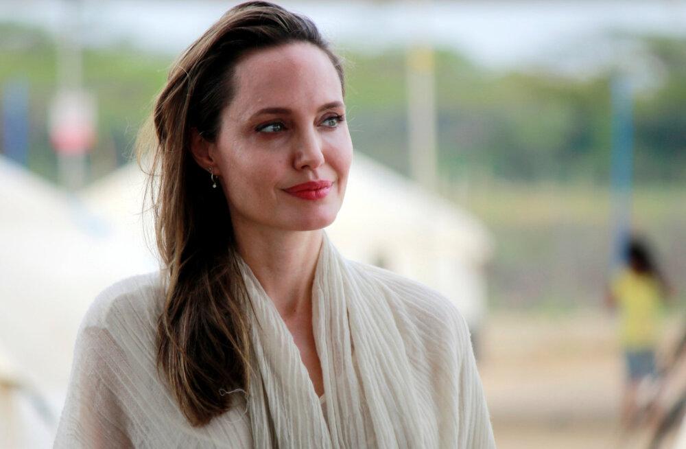 Lõpparve näitlemisega? Hollywoodist kadunud Angelina Jolie sai uue töökoha täiesti teises vallas