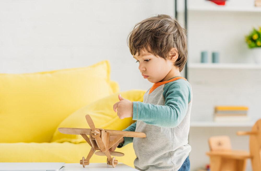 Pooled lastega seotud traumadest leiavad aset kodus. Millised ohud peituvad sinu kodus?