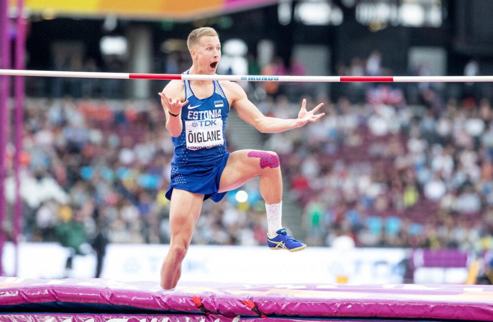 PUUST JA PUNASEKS: Õiglasel on võimalus kerkida esikuuikusse, Mayer ründab maailmarekordit