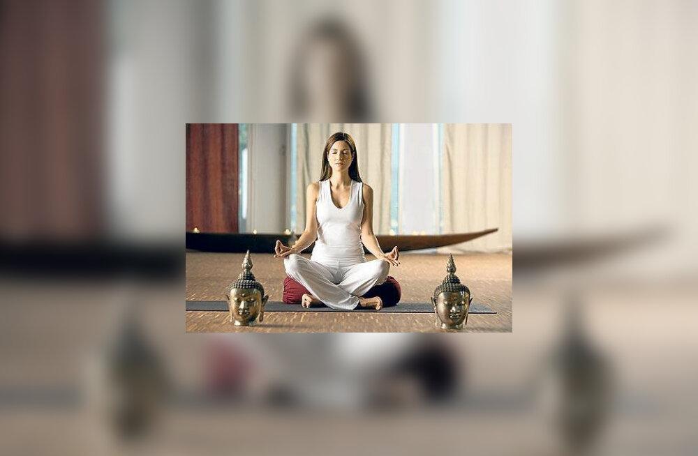 Jooga on oma olemuselt võimas mentaalne ja füüsiline distsipliin