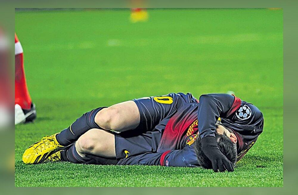 3a3d54bd740 Huvitav statistika: Messi ja Ronaldo vastu ei tehta enim vigu! - Sport