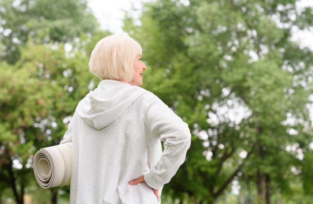 Kehaline aktiivsus ka vanemas eas aitab vaimse võimekuse languse vastu