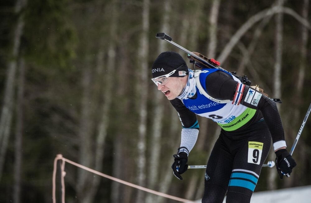 IBU CUP Otepää meeste sprint