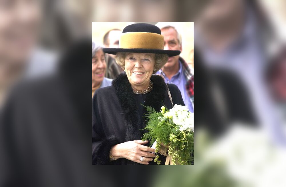 Kuninganna Beatrix