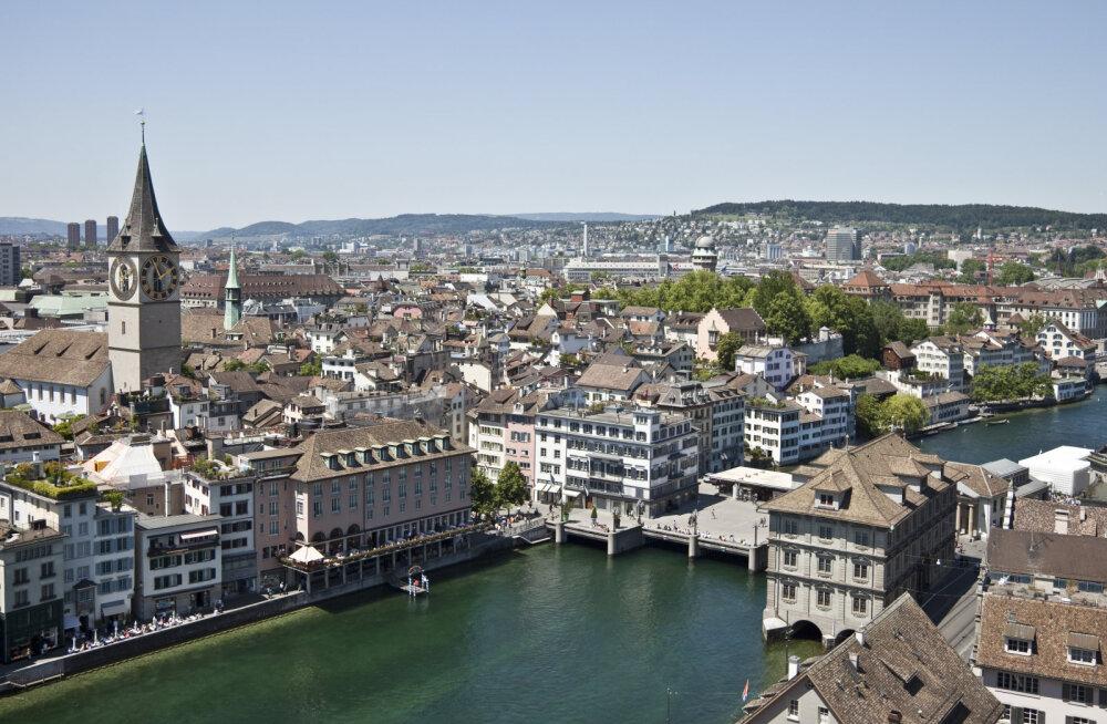 Секреты Цюриха: 9 необычных мест, в которые стоит заглянуть
